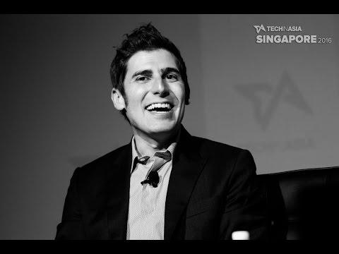 #TIASG2016: Fireside chat with Eduardo Saverin