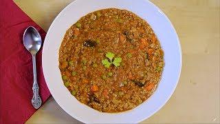 Multigrain Bisibelebath | One pot pressure cooker recipe