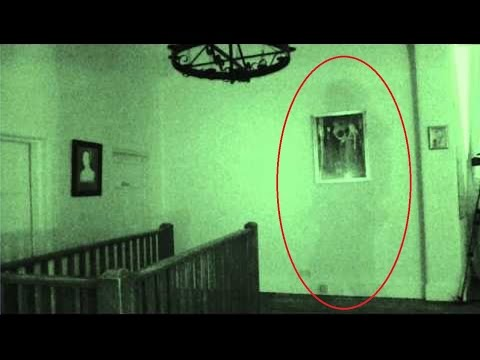 Ghost Of The Keeper Caught On Video?