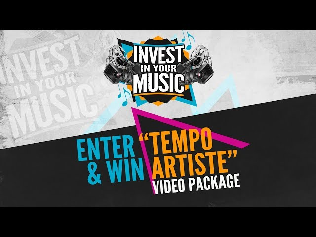 Enter & Win TEMPO Video Package Giveaway!