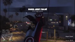 Gta 5 epic landing