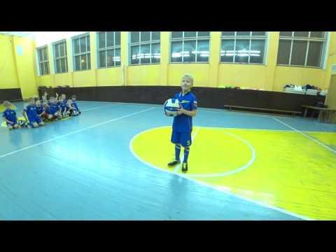 Придумываем - Упражнения с мячом = младшие (ВИДЕО ДЛЯ РОДИТЕЛЕЙ - ЧТО ПРОИСХОДИТ НА ТРЕНИРОВКЕ)