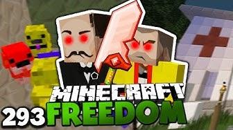 TODESSTRAFE FÜR DIESE TIERQUÄLER? & BAU DES KRANKENHAUSES! ✪ Minecraft FREEDOM #293 DEUTSCH