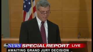 No indictment in Michael Brown shooting