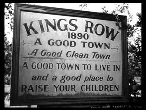 Kings Row   Opening