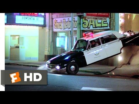 American Graffiti (8/10) Movie CLIP - Pharaohs and the Cop Car (1973) HD
