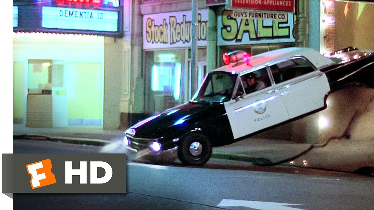American Graffiti   Movie Clip Pharaohs And The Cop Car  Hd Youtube