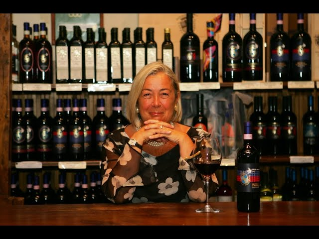 Donatella Cinelli Colombini's wines