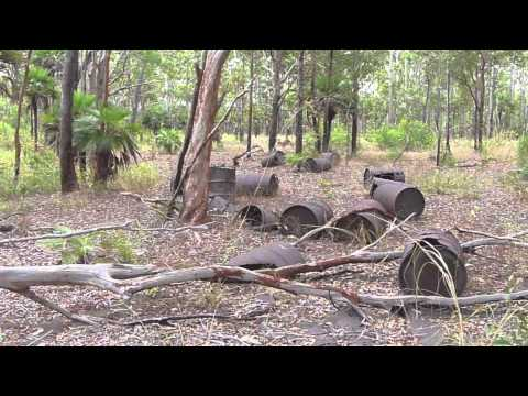 WW2 Aircraft Wrecks: Northern Australia.