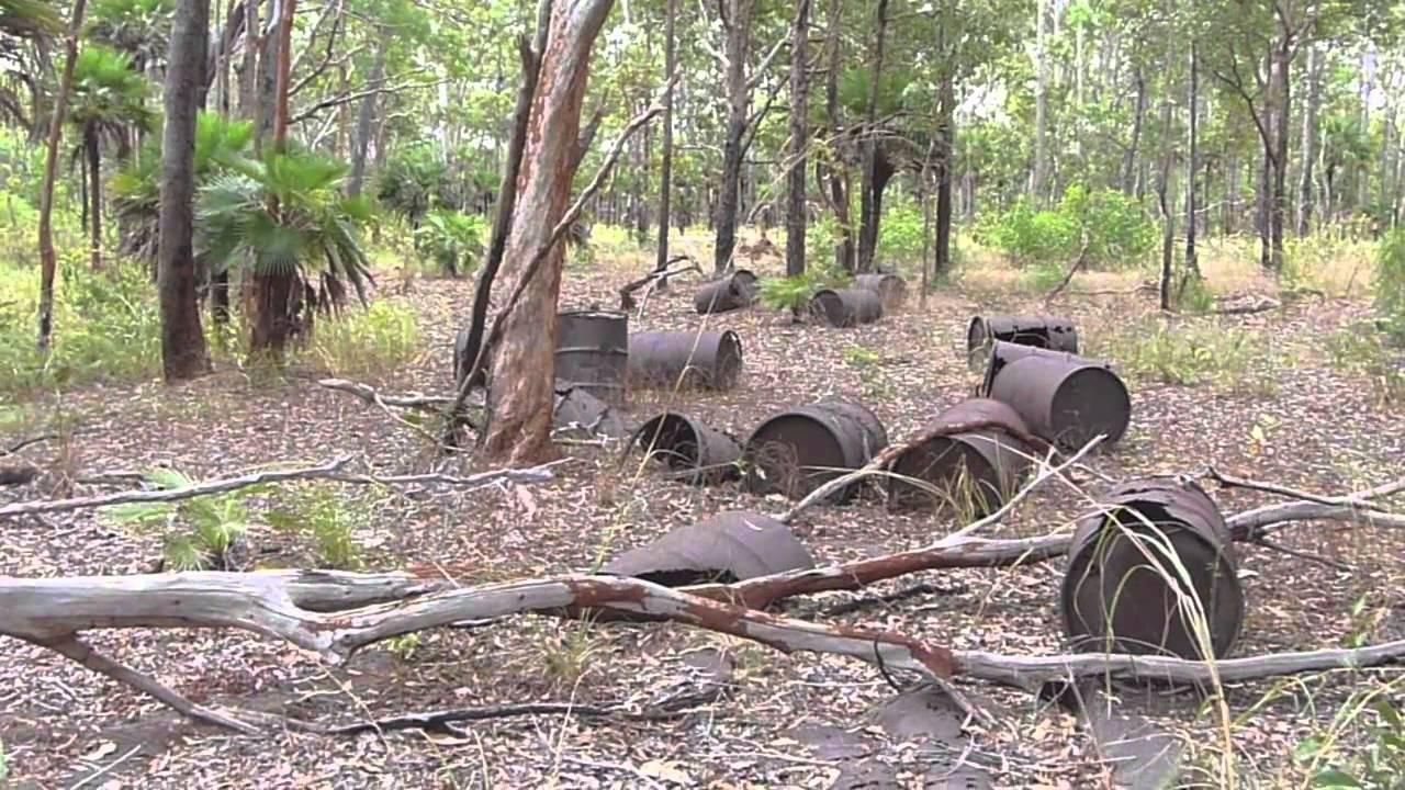 ww2 aircraft wrecks northern australia youtube