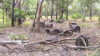 WW2 Aircraft Wrecks: Northern Australia.