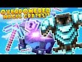OVERPOWERED MAGIC CRATES COPS AND ROBBERS w/ BAJANCANADIAN - MINECRAFT PRISONS BREAK OUT #2