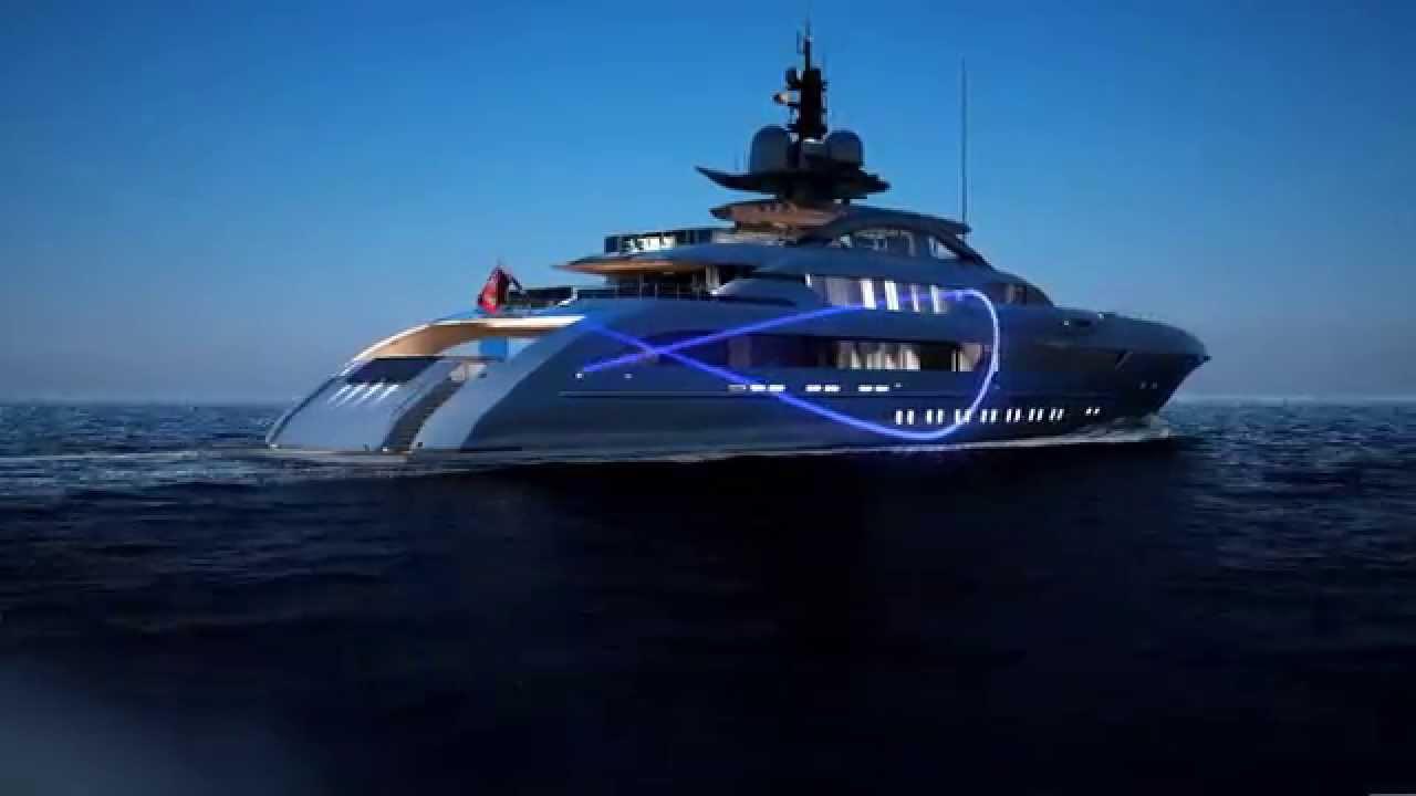 2016 Super Yacht Virtual Tour