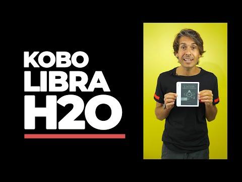 Recensione KOBO LIBRA H2O: ecco l'ebook reader da prendere