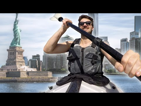 I Tried Kayaking To Work In New York City