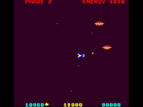 Quasar Video Game