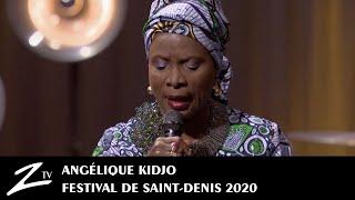 Angélique Kidjo & Julie Fuchs - Hallelujah - Festival de Saint-Denis 2020 - LIVE HD