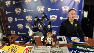 Dunc and Holder on Sports 1280 in New Orleans. March 13, 2018