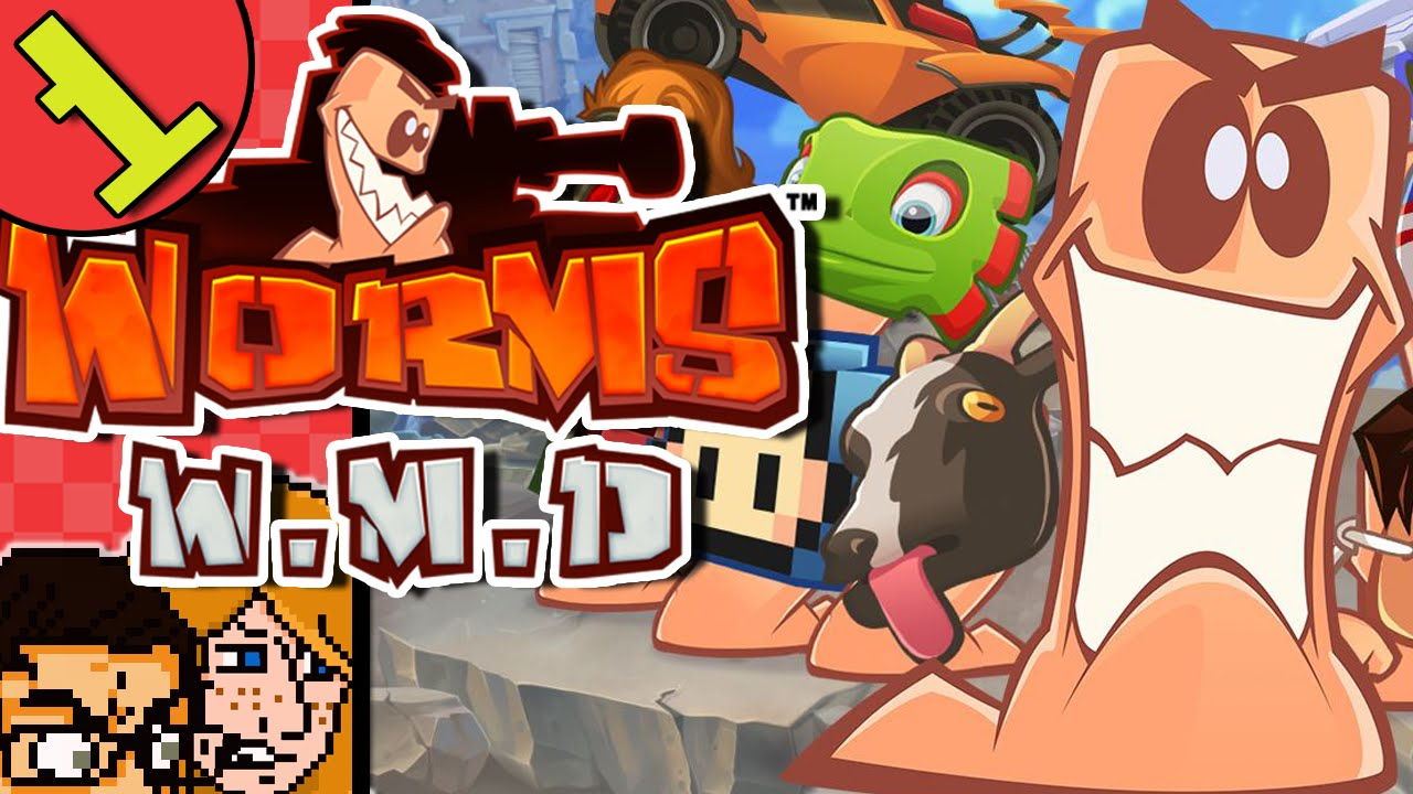 Lets play worms wmd part 1 multiplayer gameplay custom pokemon lets play worms wmd part 1 multiplayer gameplay custom pokemon map full wormage youtube gumiabroncs Images