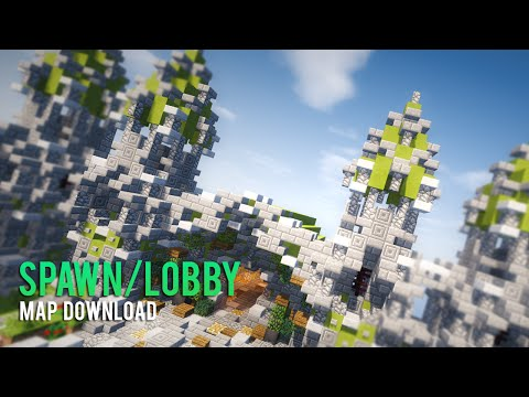 Server Spawn/Lobby ★ Download ★ by Toventox