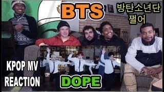 BTS (방탄소년단) DOPE (쩔어) [MV]  | REACTION