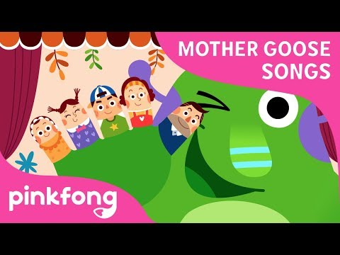 Favorite Fingerplay Songs Vol. 2 | Mother Goose | + Compilation | PINKFONG Songs for Children