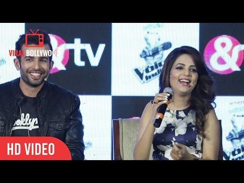 Sugandha Mishra Full Speech | The Voice India Kids Show Launch | &TV