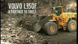 Presentación de la Cargadora de ruedas Volvo L350F