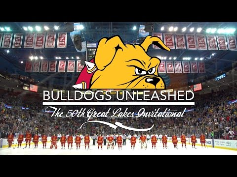 College Hockey All Access - Ferris State Bulldogs @ Great Lakes Inivitational