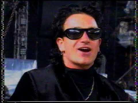 U2 MTV RAW