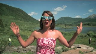 PART 2 of 3-- Spotlight America- Scenes from Crested Butte (2 of 3 videos)