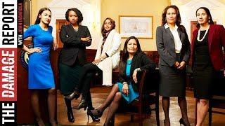 Women Are Taking Over Washington