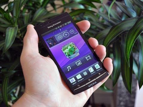 Test du Sony Ericsson Xperia ARC - par Test-Mobile.fr