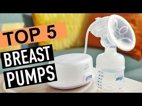BEST 5: Breast Pumps