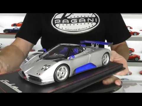 PAGANI ZONDA MONZA by Peako Models - Full Review