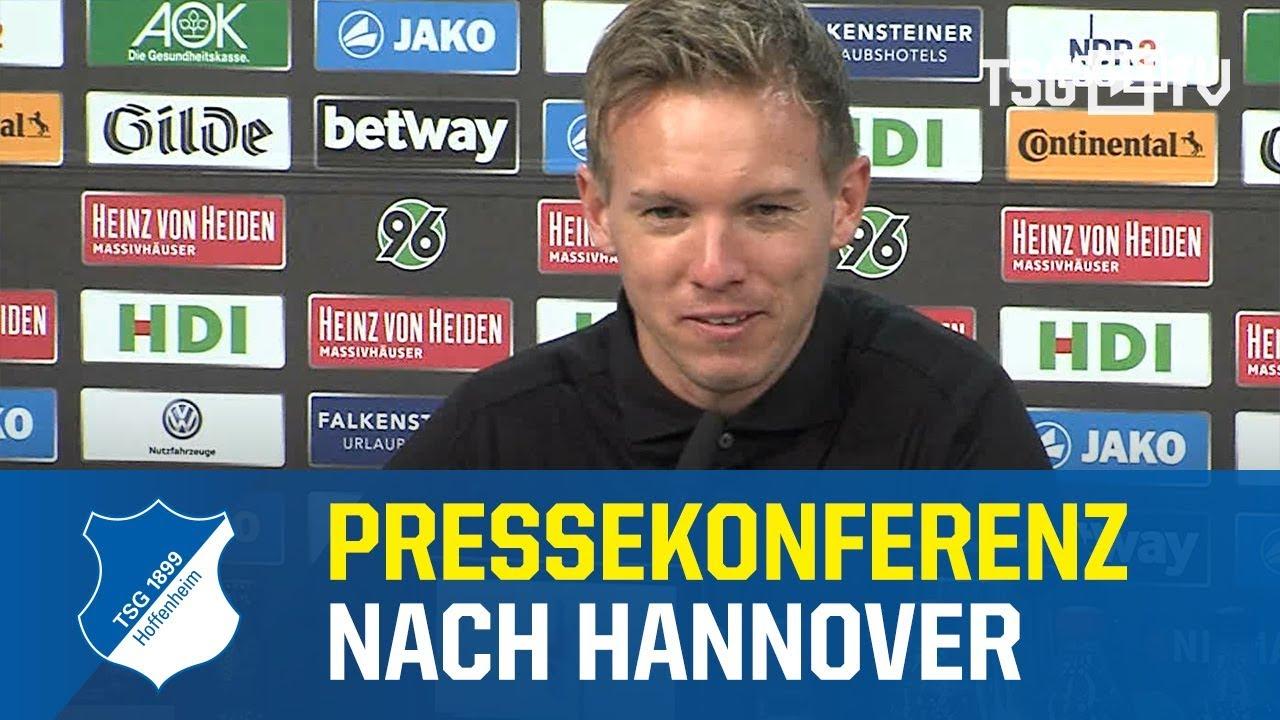 Pressekonferenz Hannover 96