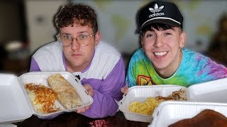 Answering The Internets Questions (Mukbang) W/ Bobby Mares