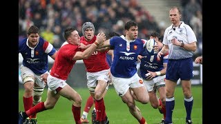 Short Highlights: France v Wales | Guinness Six Nations