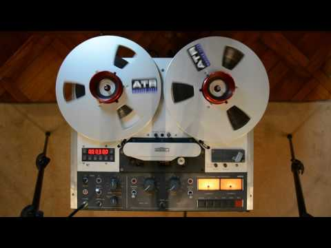 Revox PR99, Test after a complete revamping.