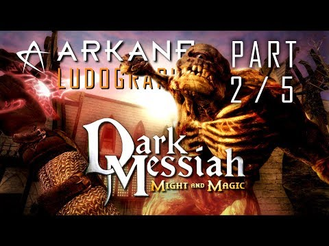 Passage: Dark Messiah & Arkane | Arkane Studios Ludography (2/5) CRITIQUE/REVIEW
