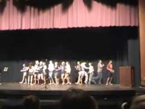 Music Theory's Final Performance - Murray GSP 2013