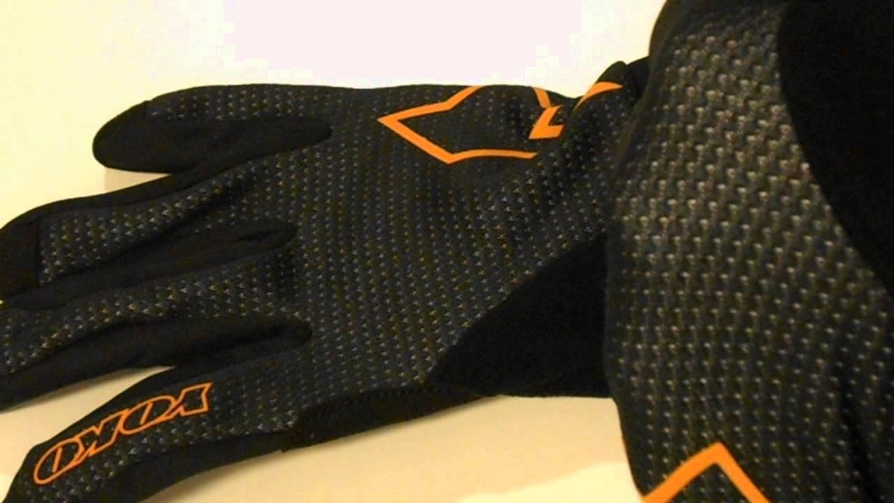 Yoko motorcycle gloves - Yoko Windstopper Gloves