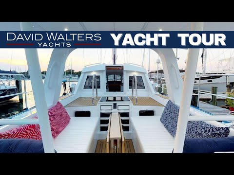 "Paradise 60 ""Morning Star"" - The Ultimate Voyaging Yacht - For Sale by David Walters Yachts"