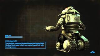 Fallout 4 Automatron dlc: How the Eyebot Pod works