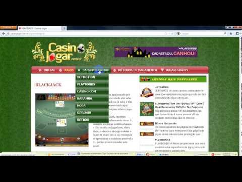 Jogar Casino Online - Jogos de Casino - Casino Gratis Online - Brasil