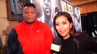 Luis Ortiz on Deontay Wilder: I STILL have nightmares of our first fight; NOT making same mistakes
