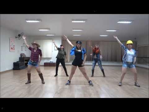YMCA - Coreografia