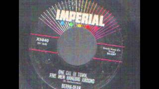 Berna Dean - One gal in town, five men hanging around - Hes mine.wmv