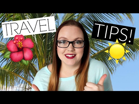 Travel Tips: Caribbean!