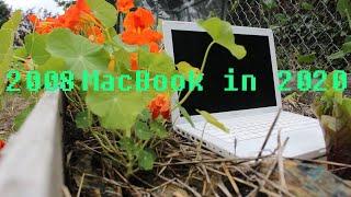 How Good is a 2008 MacBook in 2020?